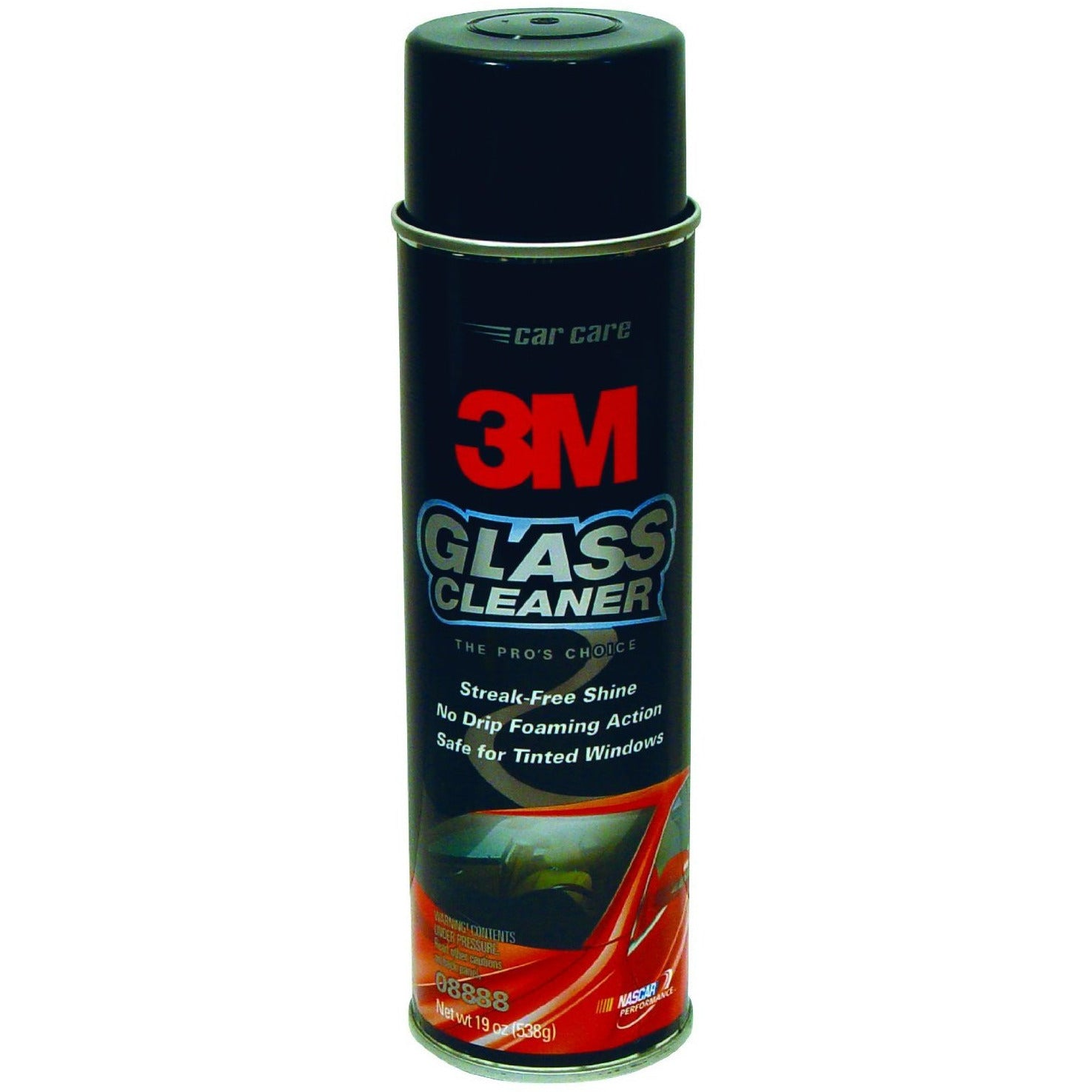 3M Glass Cleaner, 19 oz.