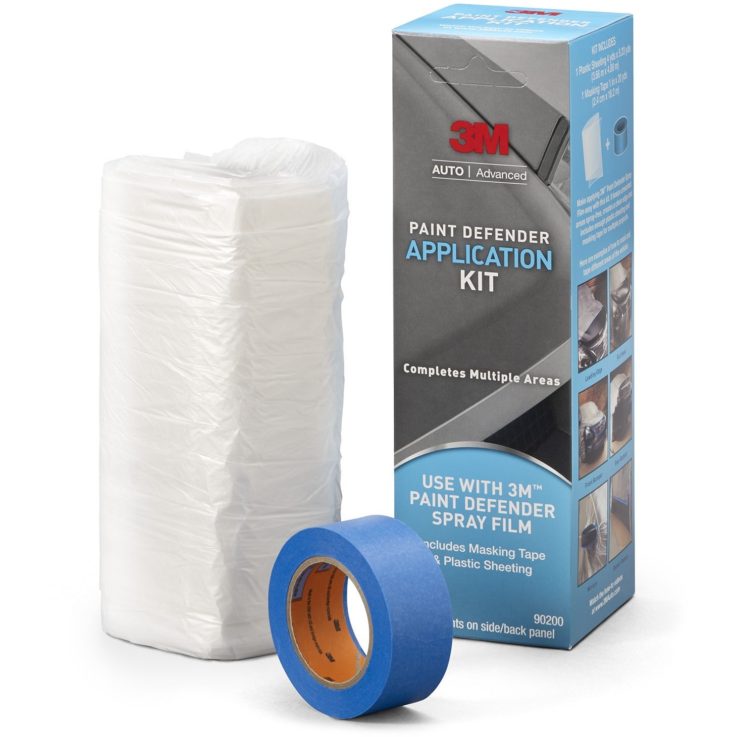 3M PAINT DEFENDER APPLICATION KIT  90200