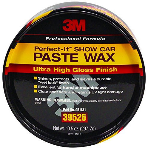 3M Perfect-it Show Car Paste Wax