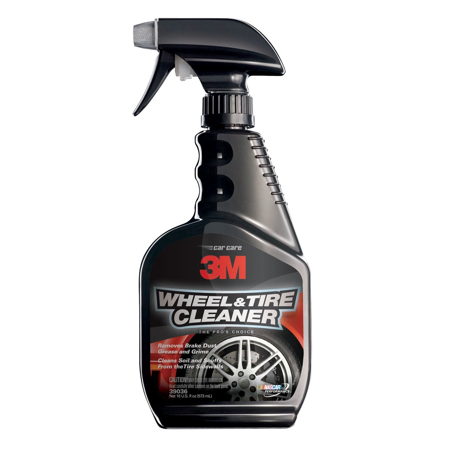 3M Wheel & Tire Cleaner, 16 oz./473ml
