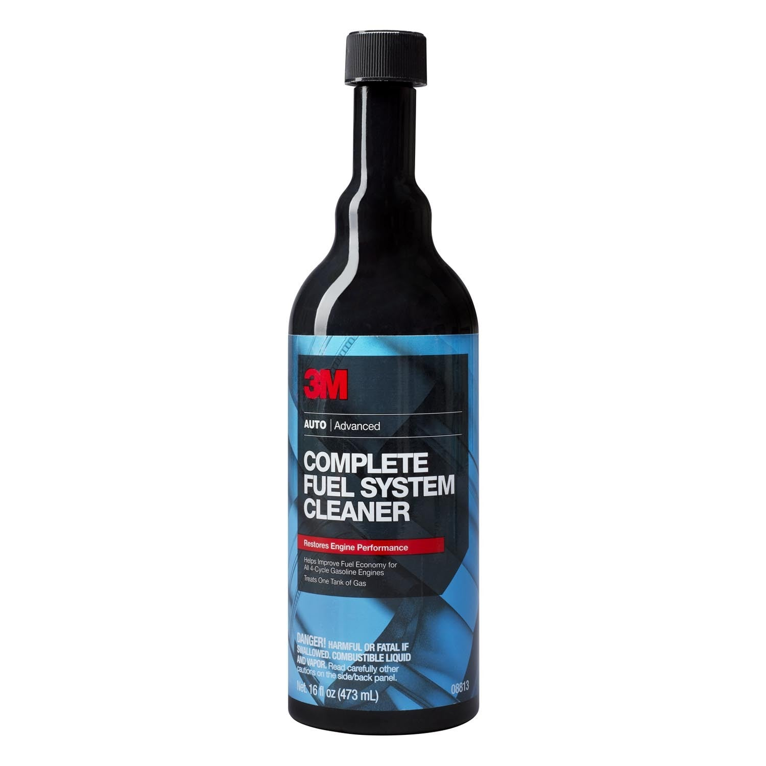 3M Complete fuel System Cleaner, 16oz./473ml