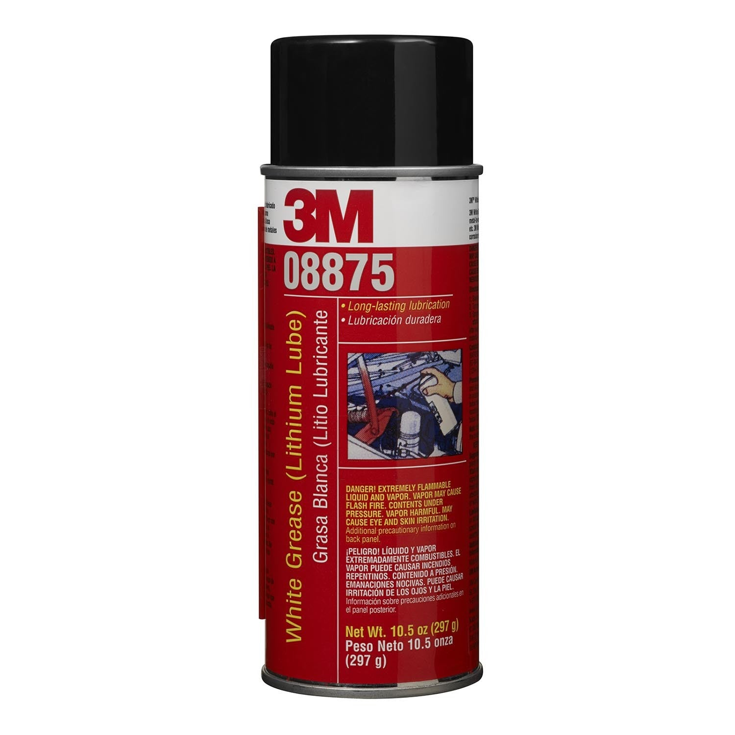 3M White Grease 10.5oz.