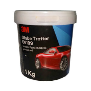 3M Smooth Paste Rubbing Compound Globe Trotter (GT)