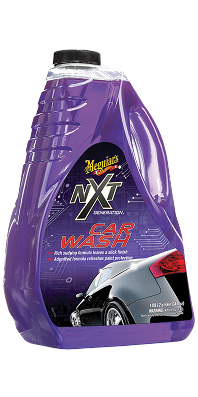 Meguiars NXT Hi-Tech Car Wash