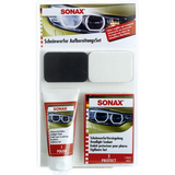 Sonax Headlight Restoration Set - Autohub Pakistan