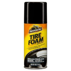 ARMOR ALL TIRE FOAM (4oz./118ml) - Autohub Pakistan