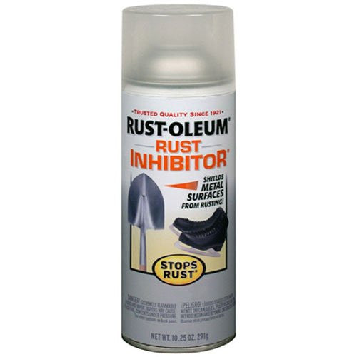 Rustoleum Rust inhibitor spray