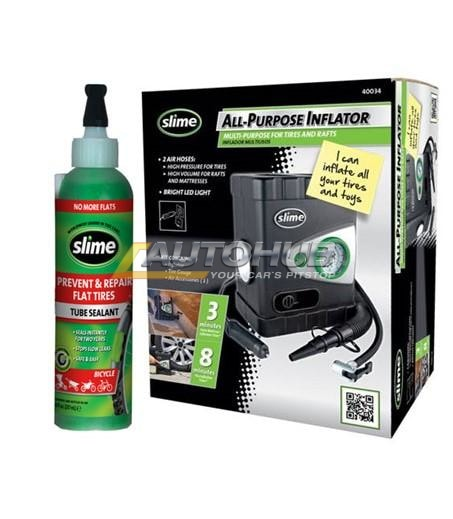 Slime All Purpose Tire Inflator Deal