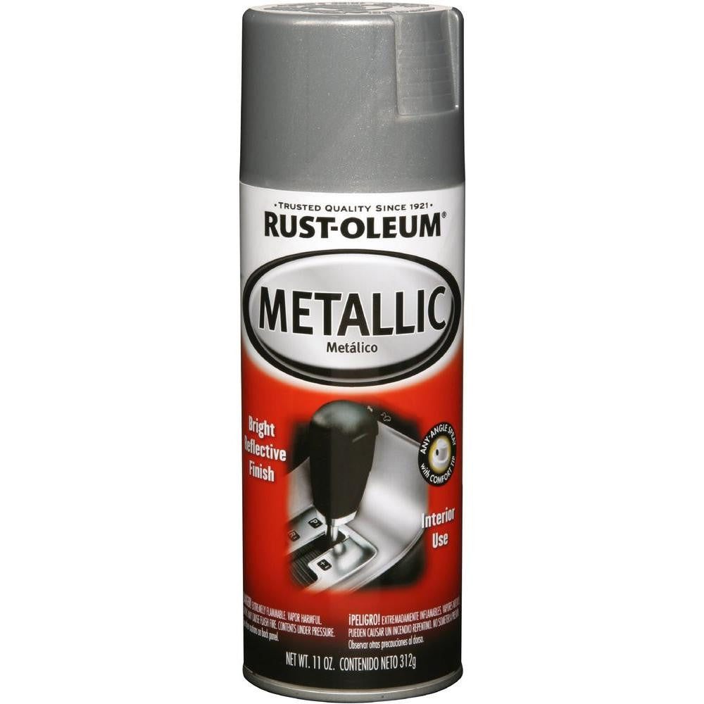 Rustoleum Automotive - METALLIC ALUMINUM