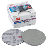 3M Trizact Fine Finishing Foam Disc P3000, 75mm - Autohub Pakistan