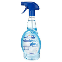 Astonish Window & Glass Cleaner - Autohub Pakistan