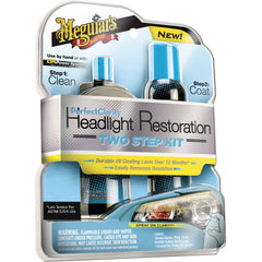 Meguiars Headlight Restoration Kit - Autohub Pakistan - 1