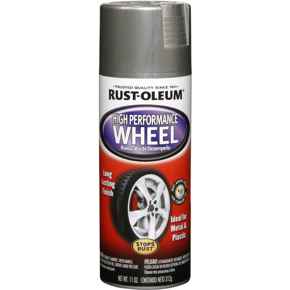 Rustoleum Automotive - High Performance Wheels - STEEL