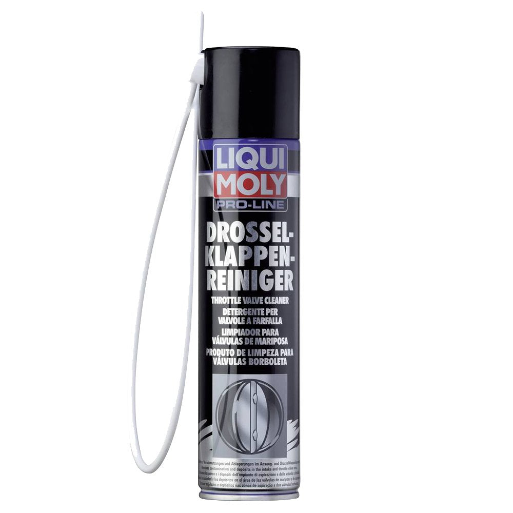 Liqui Moly Throttle & Carb Cleaner 400 ml