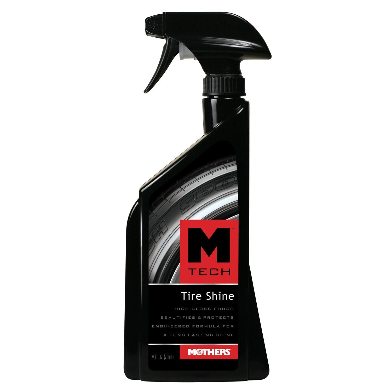MOTHERS M-Tech Tire Shine 24OZ