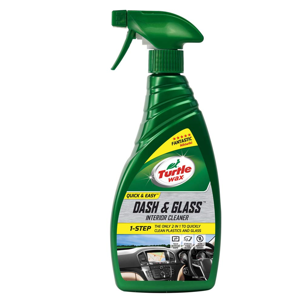 Turtle Dash & Glass Interior Cleaner 500ml