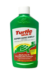 Turtle Super Hard Shell Liquid Wax 296ml - Autohub Pakistan