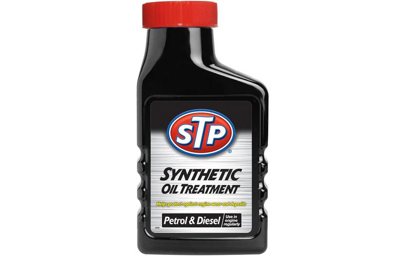 STP Synthetic Oil Treatment