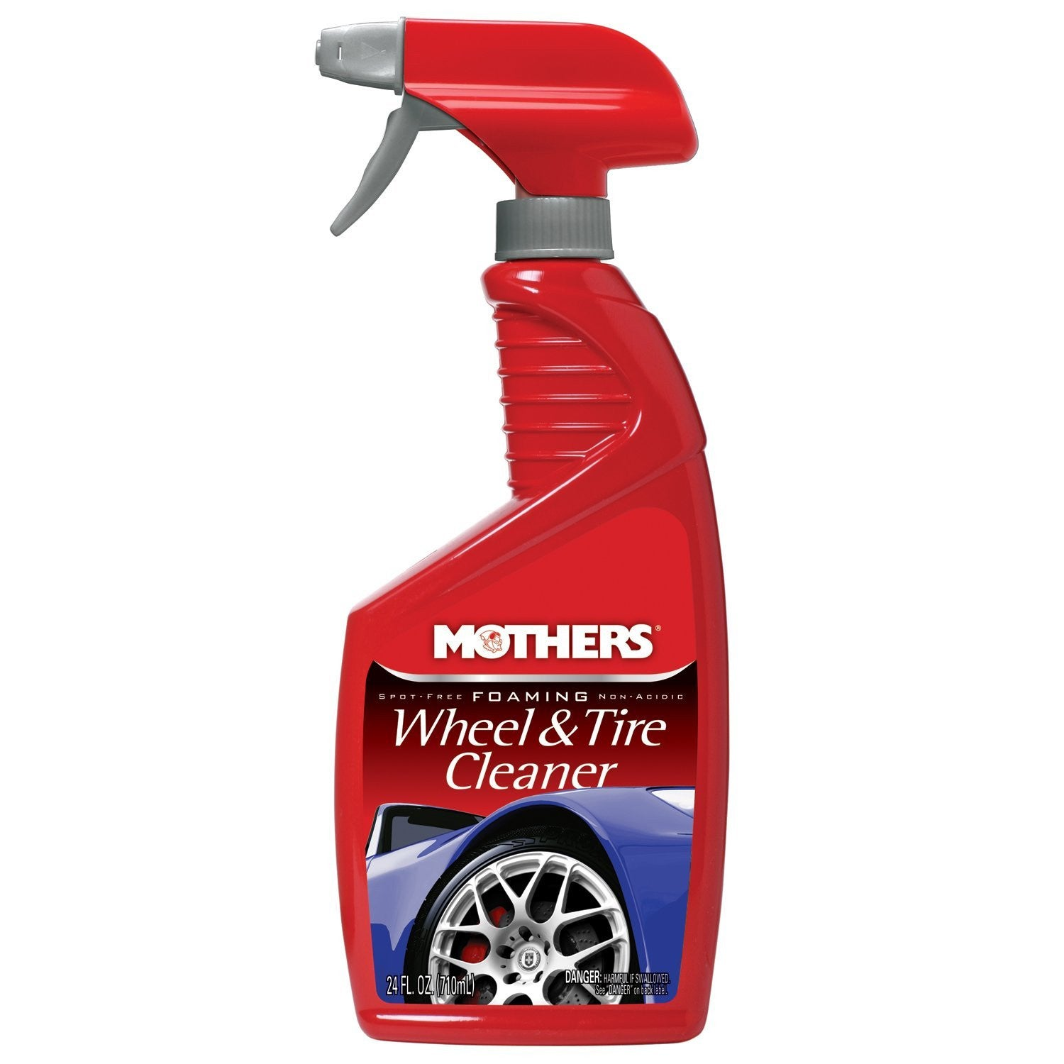 Mothers Foaming Wheel & Tire Cleaner 24 oz.