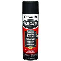 Rustoleum Automotive - Undercoating - PROFESSIONAL BLACK 15 OZ