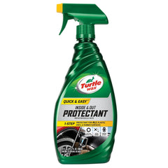 TURTLE WAX INSIDE & OUT PROTECTANT - Autohub Pakistan
