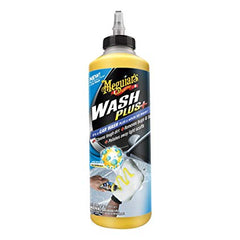 Meguiar's Wash Plus 24oz. - Autohub Pakistan