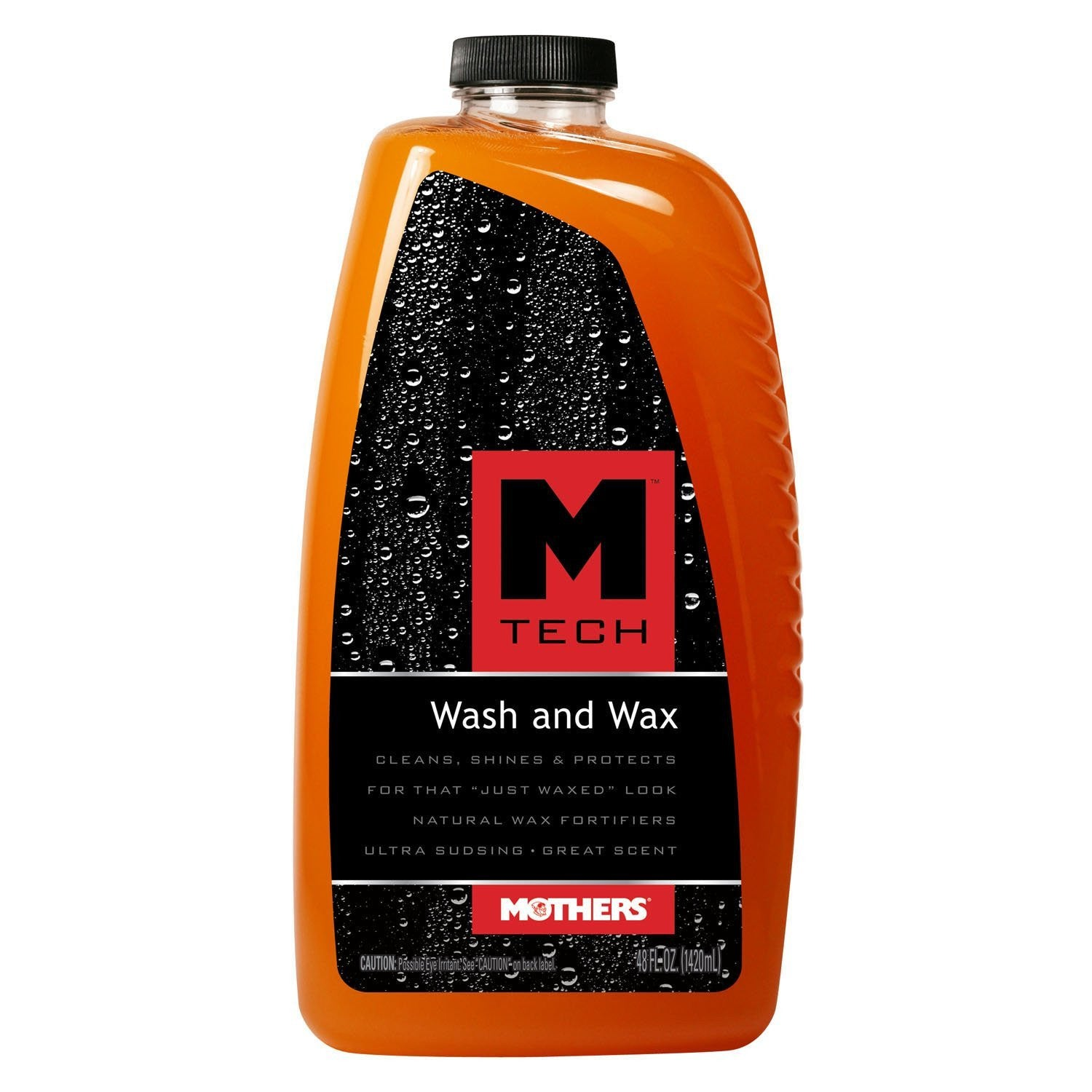 Mothers M-Tech Wash and Wax 48 oz.