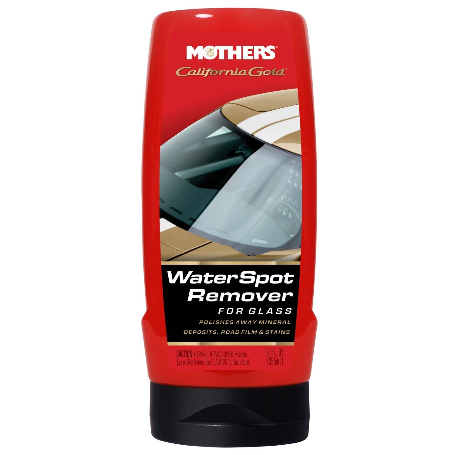 MOTHERS Water Spot Remover for Glass (12 oz)