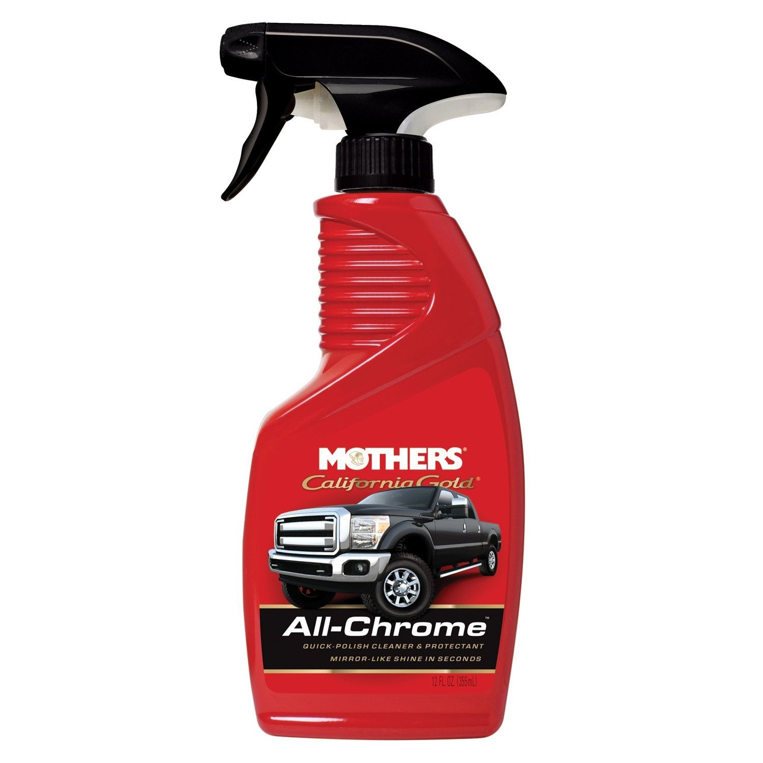 Mothers All Chrome Quick Polish Cleaner 12 oz.