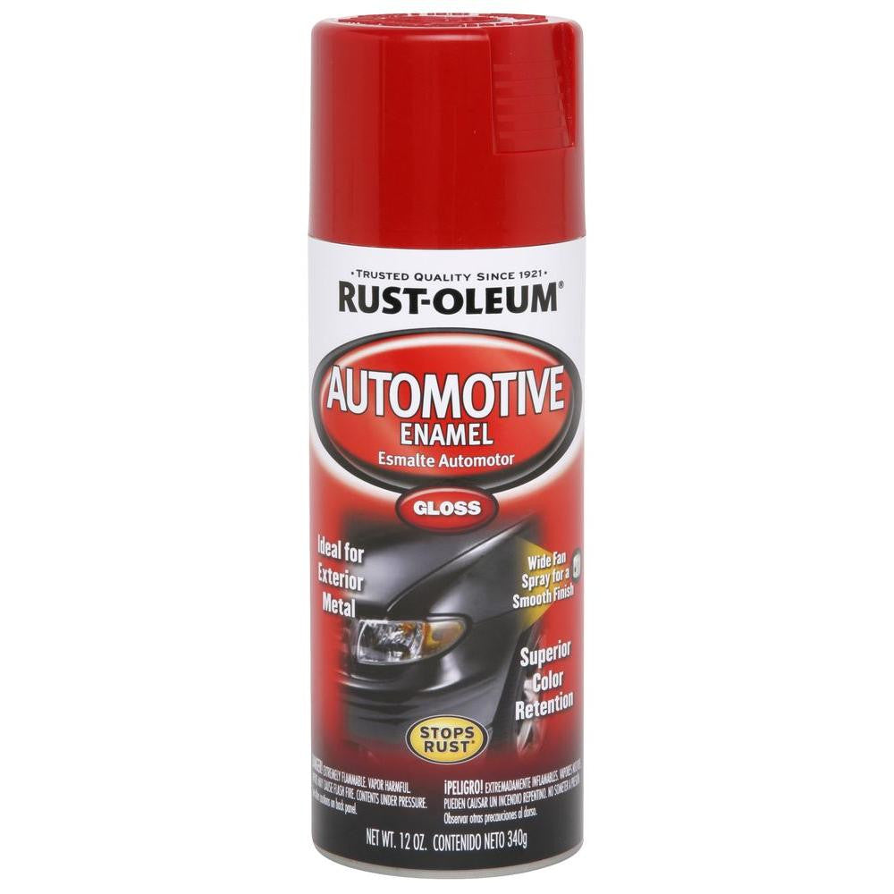 Rustoleum Automotive Enamel - CHERRY RED