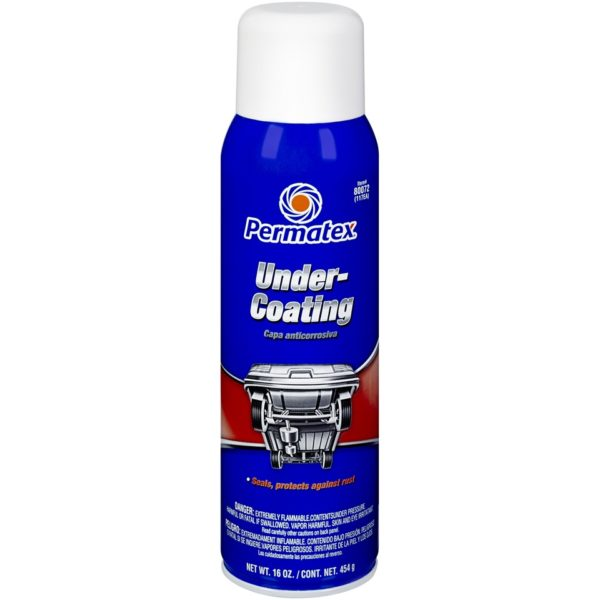Permatex 80072 Undercoating, 16 oz.