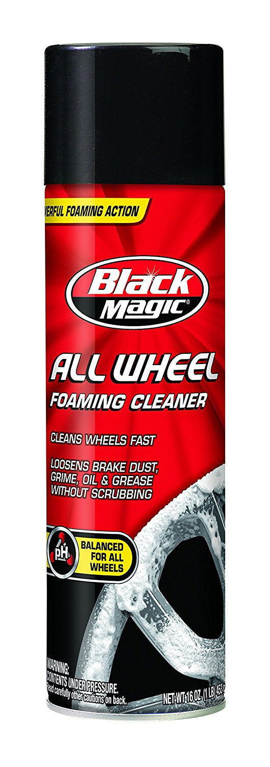 Black Magic Foaming Wheel Cleaner