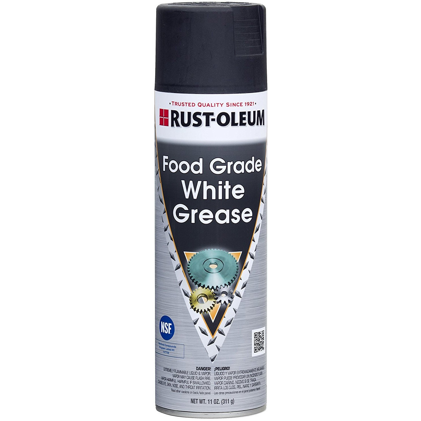 Rustoleum White Lithium grease