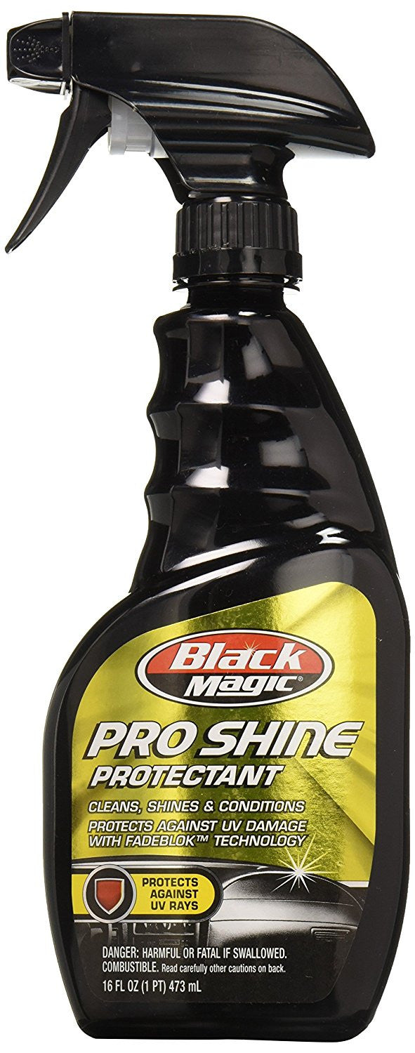 Black Magic Pro Shine Protectant 473ml