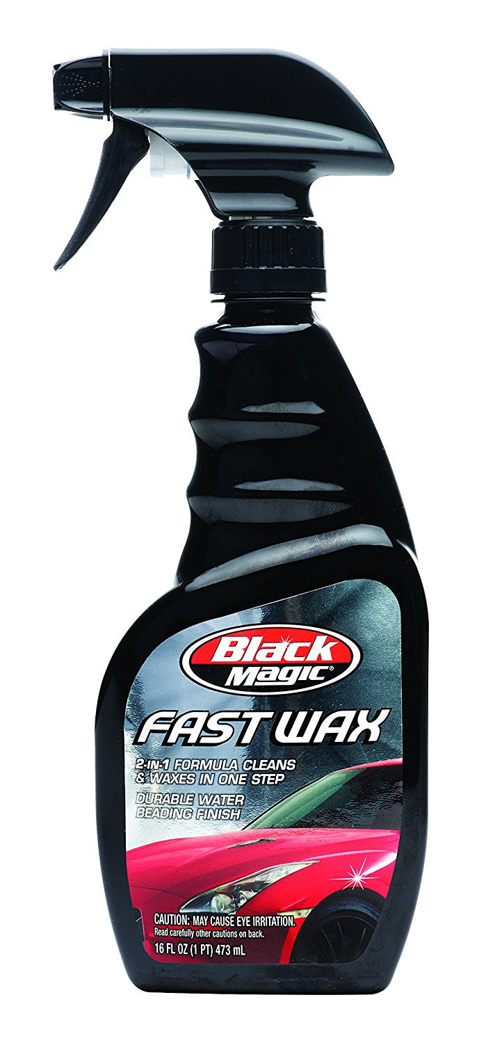 Black Magic Fast Wax Spray