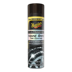 Meguiars Ultimate Insane Shine Tire Coating 15 oz - Autohub Pakistan