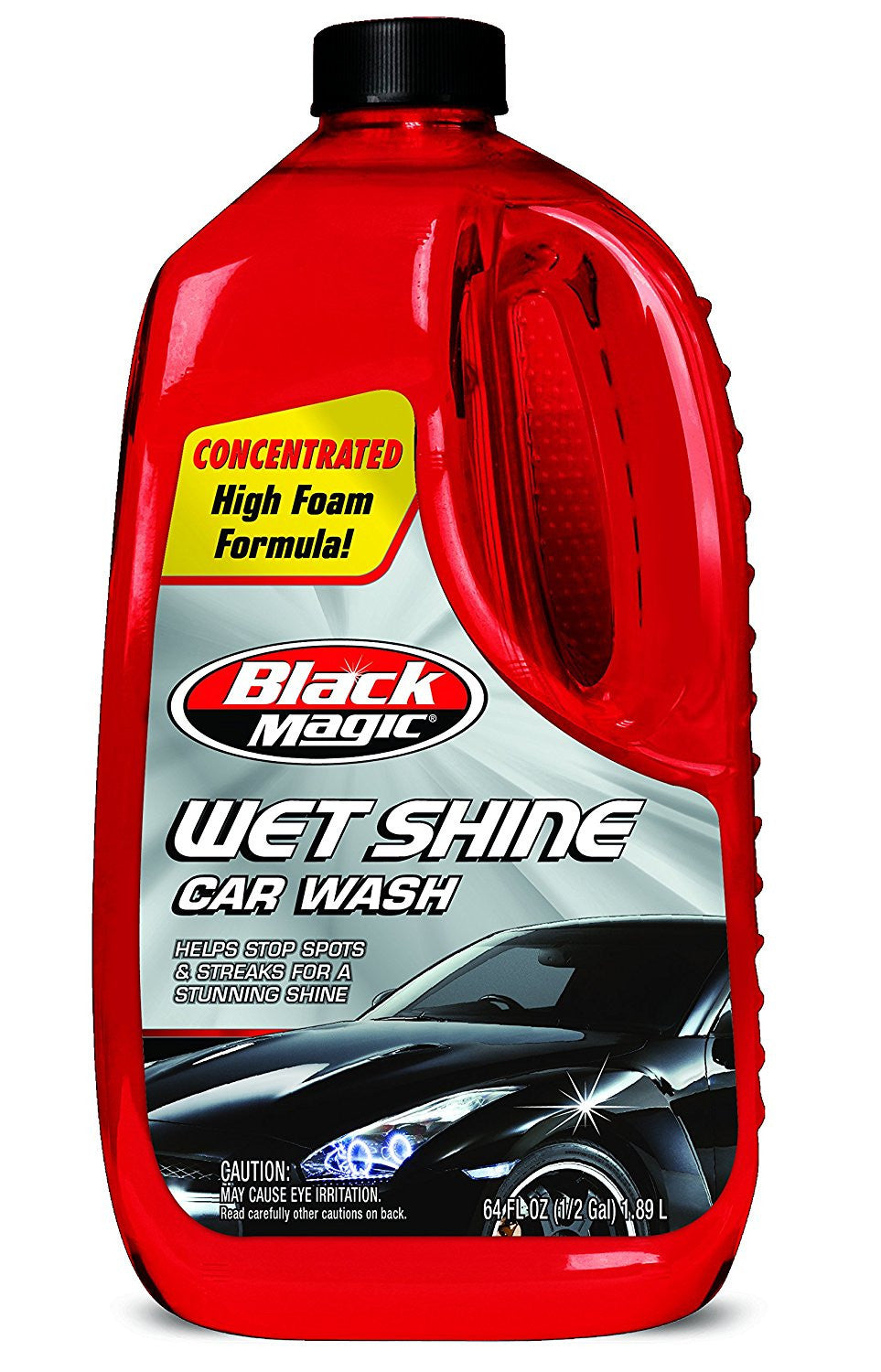 Black Magic Wet Shine Car Wash 1.89L