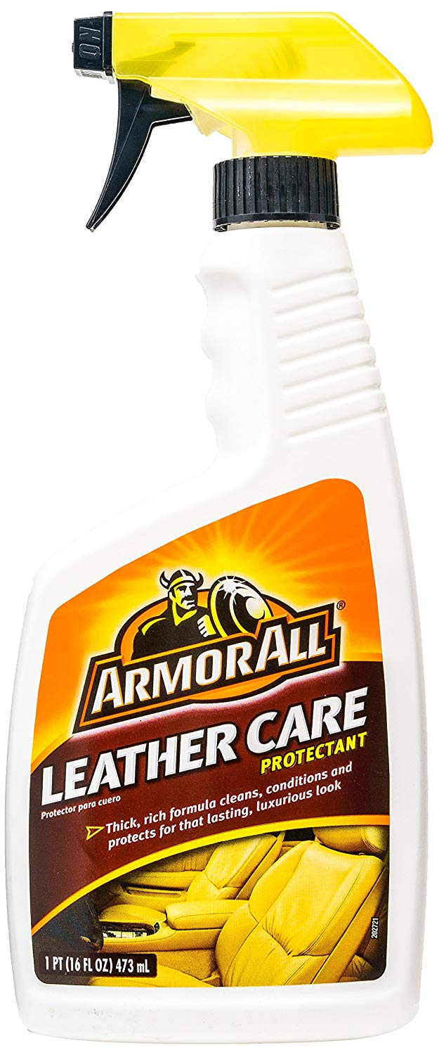 Armor All Leather Care Protectant (16 oz.)