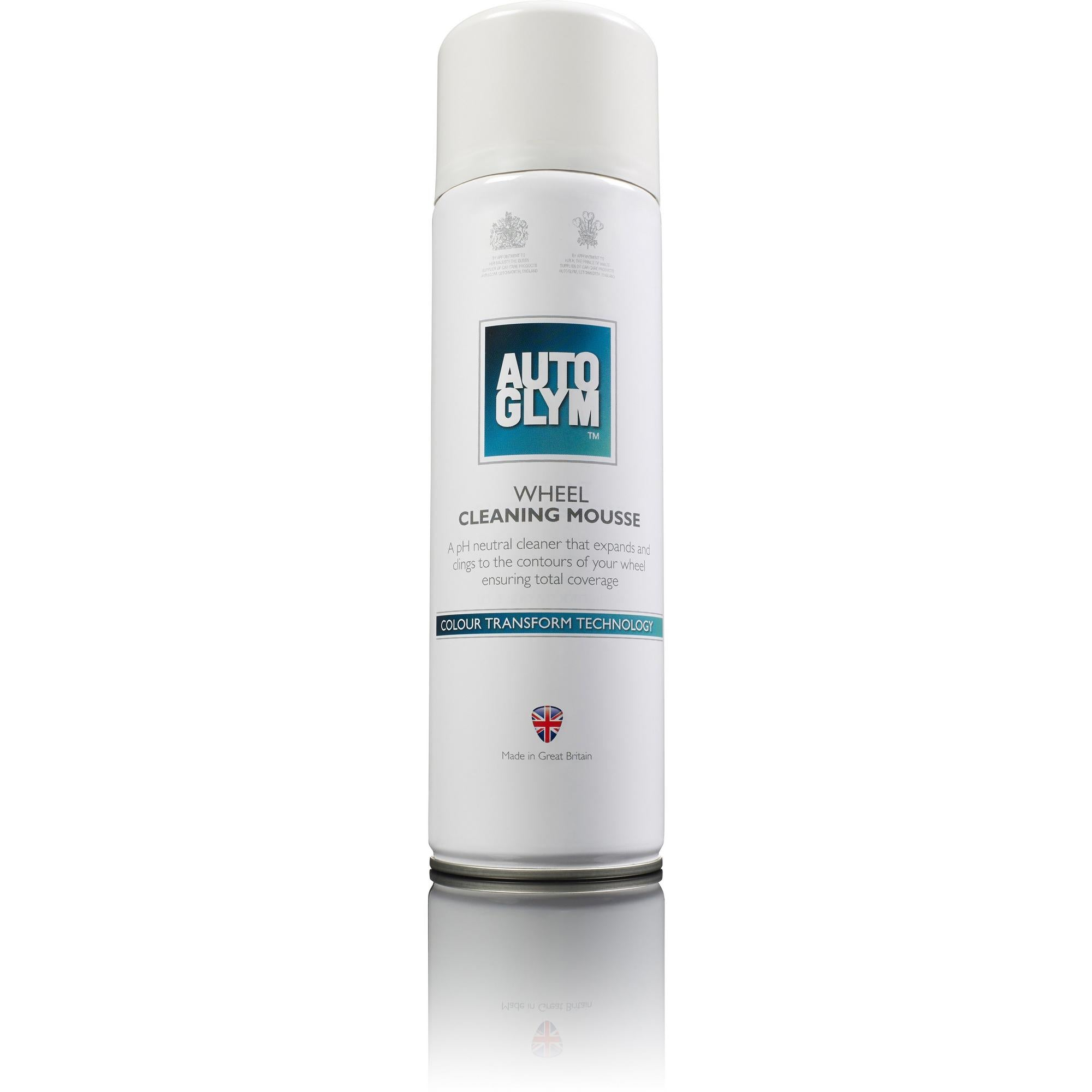 Autoglym Wheel Cleaning Mousse 500ml
