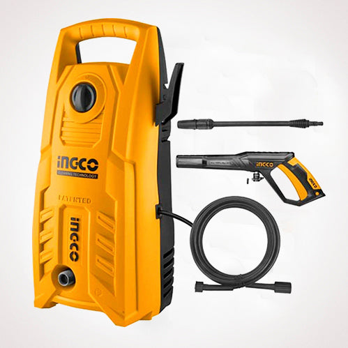 INGCO High pressure washer 1400W / 130 Bar