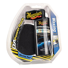 "Meguiar's D/A Power System Int Waxing Pack 4"" - Autohub Pakistan"