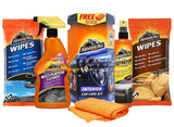 Armorall 4 Pcs Interior Car Care Kit - Autohub Pakistan