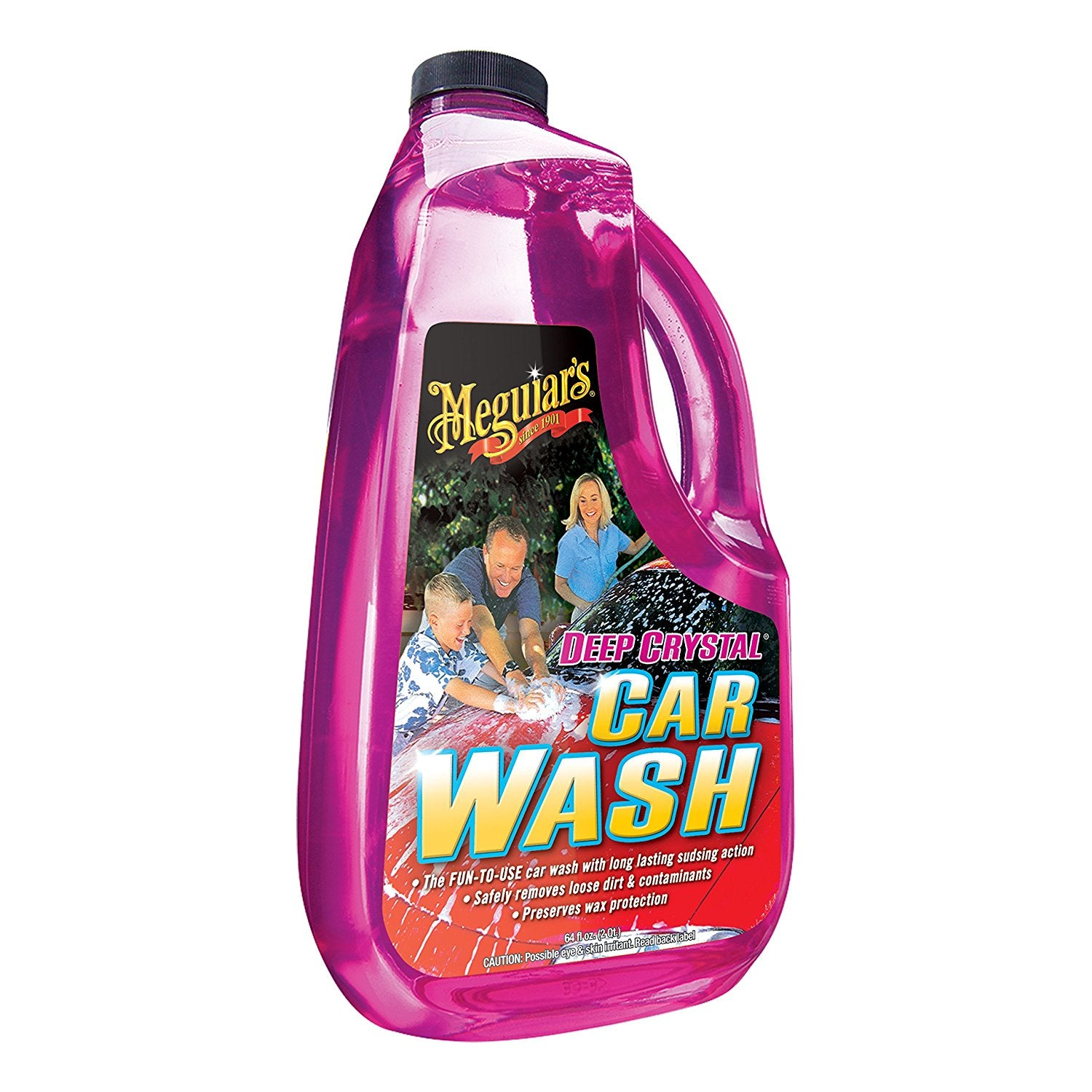 Meguiar Deep Crystal Car Wash