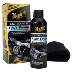 Meguiasr Ultimate Fast Finish 8.5 oz. - Autohub Pakistan
