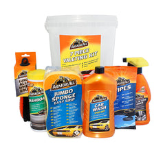 Armorall 7 Pcs Car Cleaning Kit (Bucket) - Autohub Pakistan