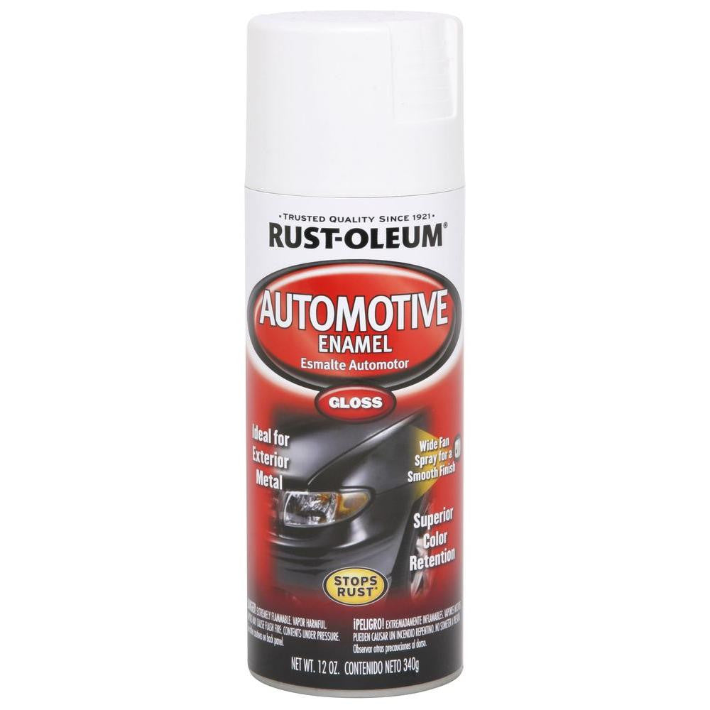 Rustoleum Automotive Enamel - GLOSS WHITE