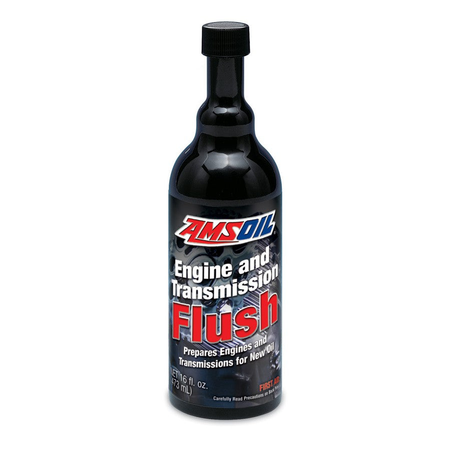 AMSOIL Engine Flush Oil Additive 473ml