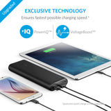 Anker Powercore External Battery 15600 mAh Black - Autohub Pakistan