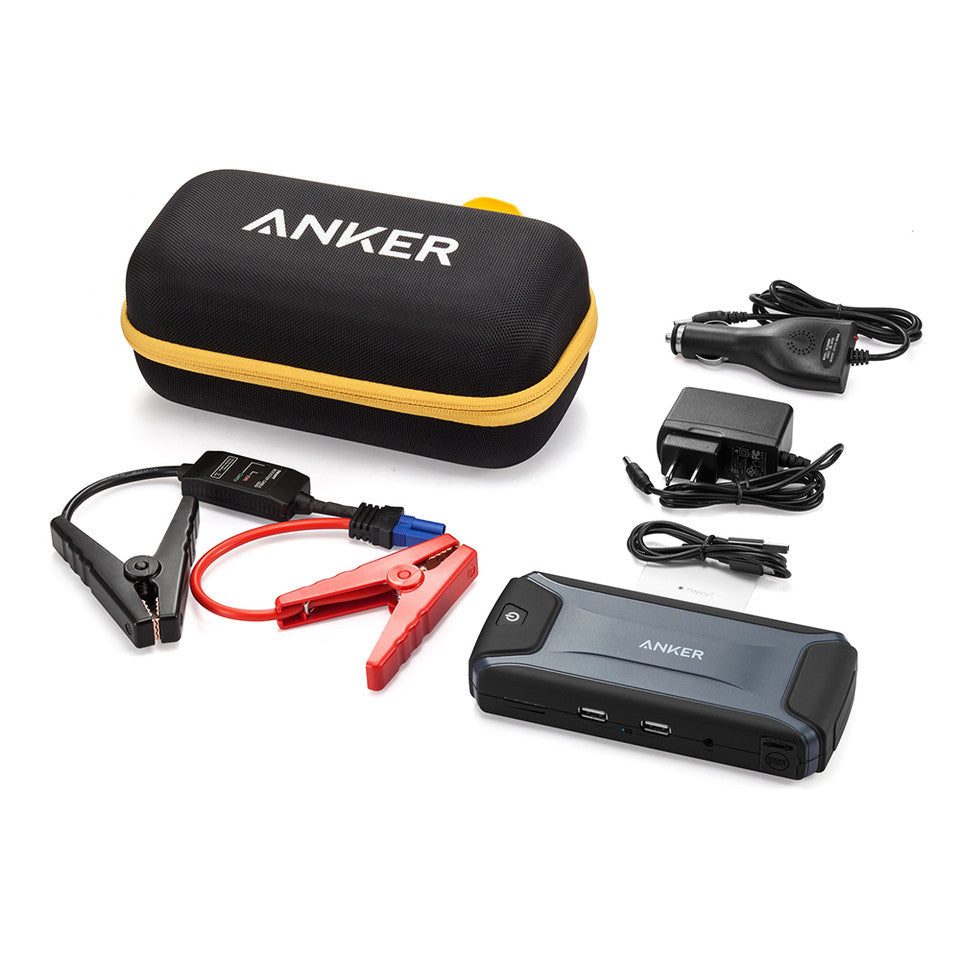 Anker Car Jump Starter & Portable Charger