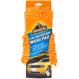 Armor All Wash Pad (2 in 1 Microfiber Noodle)